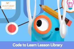 Wonder Workshop Code to Learn Curriculum