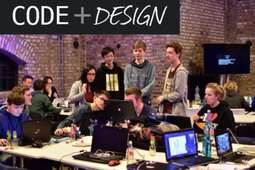 Code+Design Camp Stuttgart